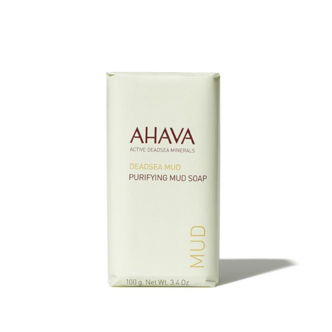 AHAVA Bőrtisztító iszapszappan
