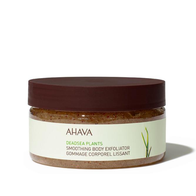 AHAVA Hamvasító növényi testradír