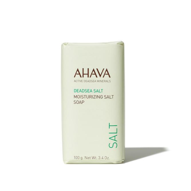 AHAVA Holt-tengeri sószappan
