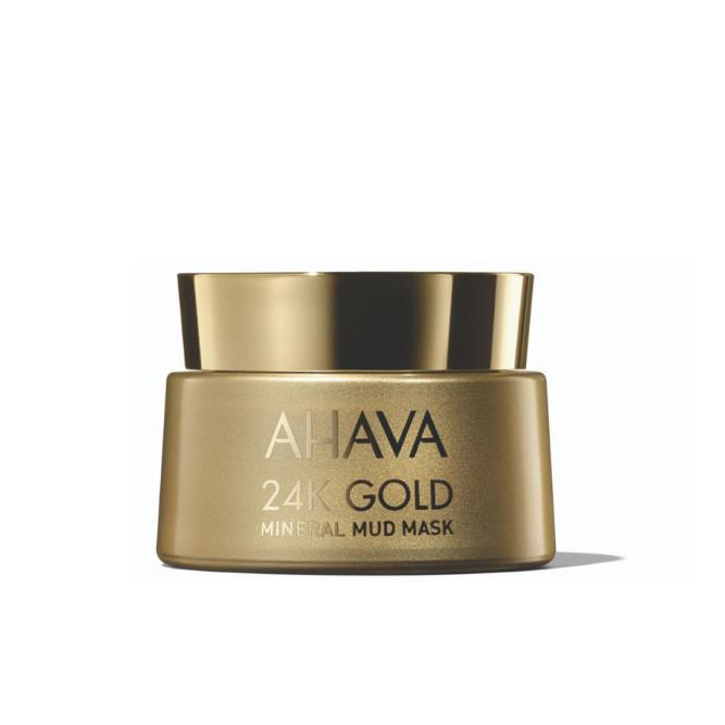 AHAVA 24K Aranypakolás 50 ml