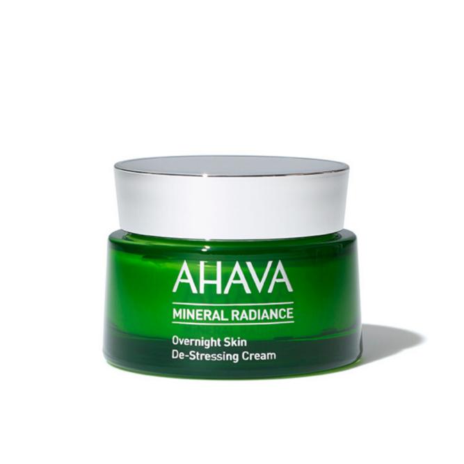 AHAVA Anti-stressz éjszakai arckrém