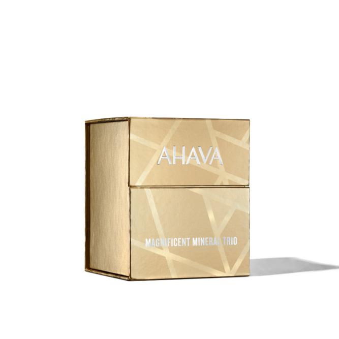 AHAVA testápolási szett utazó méretben