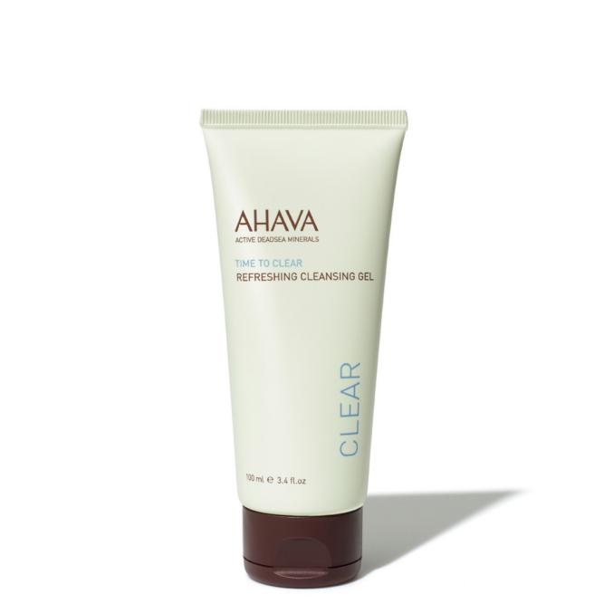 AHAVA Frissítő mosakodózselé bőrvédő ásványokkal