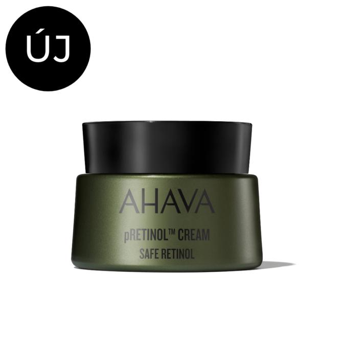 AHAVA pRetinol anti-aging arckrém